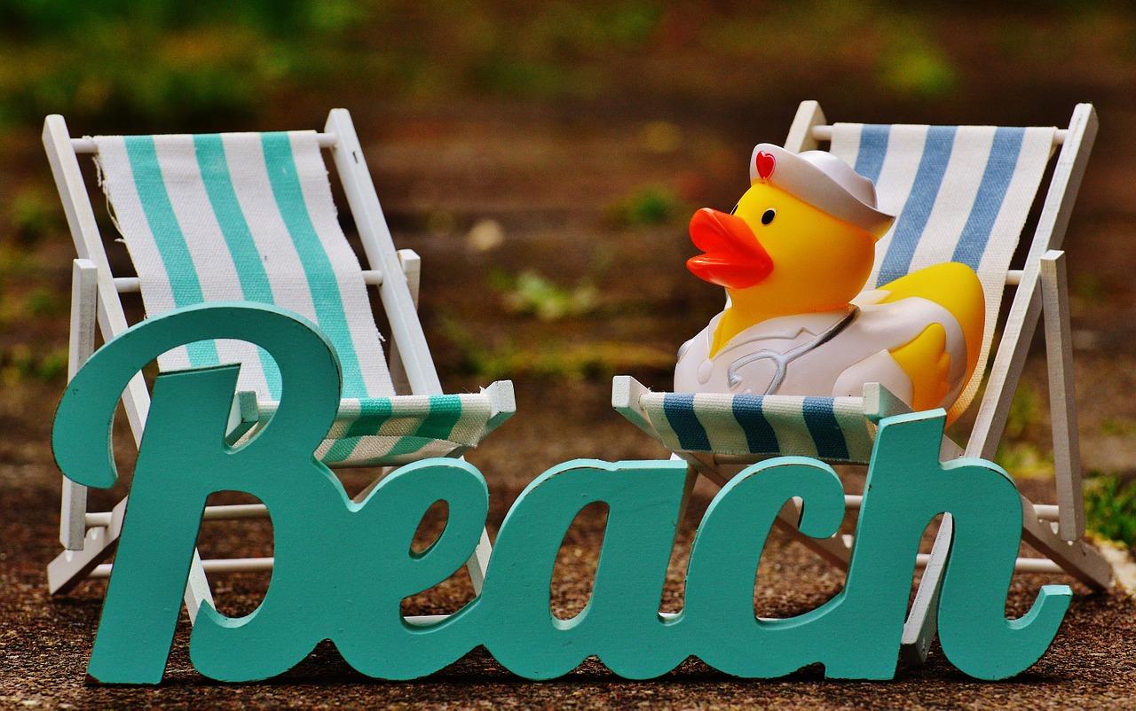 Abwesenheitsnotizen - Urlaub