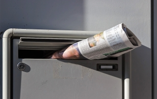 Newsletter-Boxen